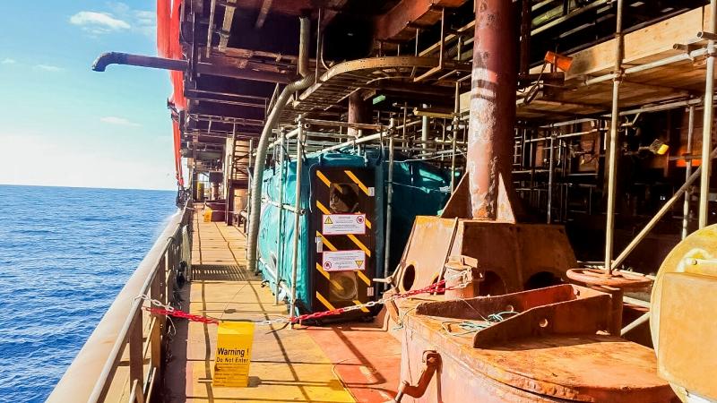 Safezone Hot Work Habitat