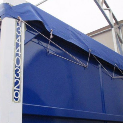Offshore Container Tarpaulins